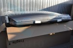 VOLVO BOX DACHOWY SPACE DESIGN THULE DYNAMIC 900